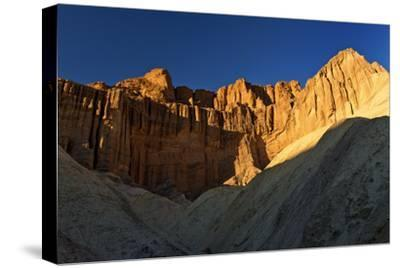 Sunset - Golden Canyon - Furnace Creek - Death Valley National Park - California - USA - North Amer