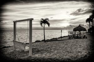 Swing at Sunset by Philippe Hugonnard