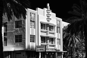The Berkeley Shore Hotel in the Art-Deco District of Miami Beach - Florida by Philippe Hugonnard
