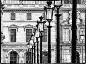 The Louvre Museum, Paris, France by Philippe Hugonnard