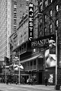 The Phantom Of The Opera - Majestic - Times Square - New York City - United States by Philippe Hugonnard