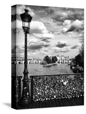 The Seine River - Pont des Arts - Paris