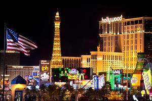 The Strip - Las Vegas - Nevada - United States by Philippe Hugonnard