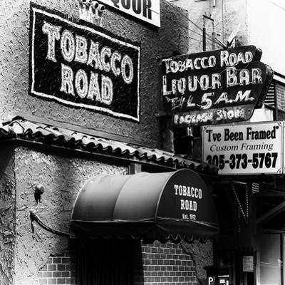 The Tobacco Road - Miami's Oldest Bar - Florida - USA