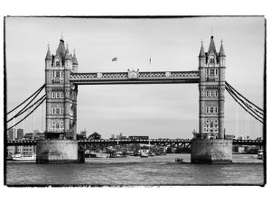 The Tower Bridge - City of London - UK - England - United Kingdom - Europe by Philippe Hugonnard