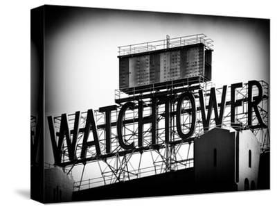 The Watchtower, Jehovah's Witnesses, Brooklyn, Manhattan, New York, Black and White Photography