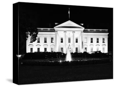 The White House by Night, Official Residence of the President of the US, Washington D.C