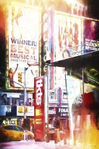 Times Square Musical by Philippe Hugonnard