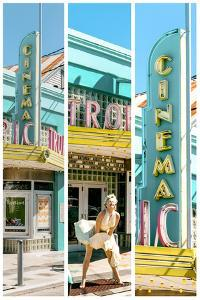 Triptych Collection - Tropic Cinema Key West - Florida by Philippe Hugonnard