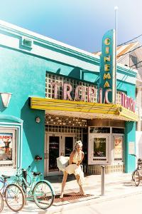 Tropic Cinema Key West - Florida by Philippe Hugonnard