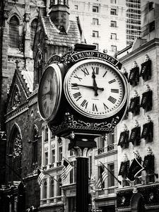 Trump Tower Clock by Philippe Hugonnard
