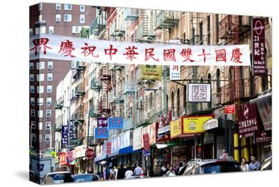 Urban Landscape - Chinatown - Manhattan - New York City - United States