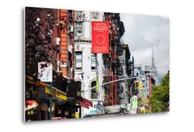 Urban Landscape - Empire State Building - Little Italy - Manhattan - New York City - United States