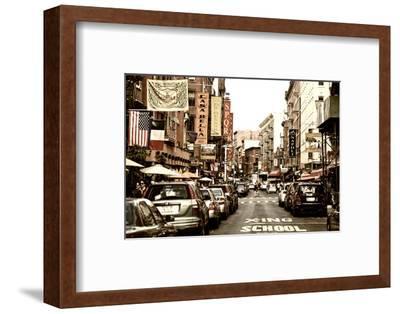 Urban Landscape - Little Italy - Manhattan - New York City - United States