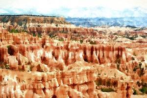 Utah Bryce Canyon II by Philippe Hugonnard