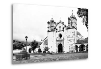 ¡Viva Mexico! B&W Collection - Mexican White Church