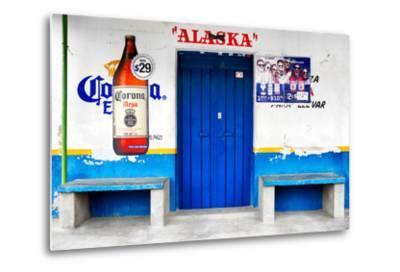 """¡Viva Mexico! Collection - """"ALASKA"""" Blue Bar"""
