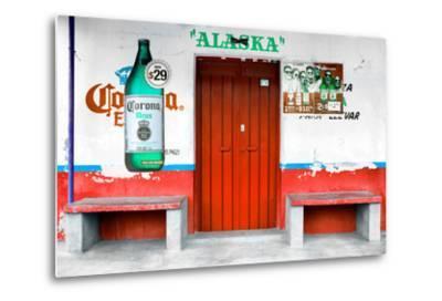 """¡Viva Mexico! Collection - """"ALASKA"""" Red Bar"""