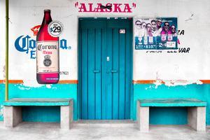 "?Viva Mexico! Collection - ""ALASKA"" Turquoise Bar by Philippe Hugonnard"