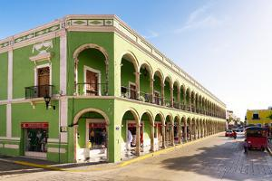¡Viva Mexico! Collection - Campeche Architecture by Philippe Hugonnard