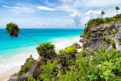 ¡Viva Mexico! Collection - Caribbean Coastline in Tulum by Philippe Hugonnard