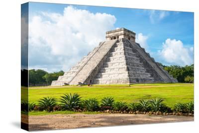 ¡Viva Mexico! Collection - El Castillo Pyramid in Chichen Itza II