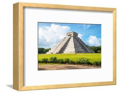 ¡Viva Mexico! Collection - El Castillo Pyramid in Chichen Itza II