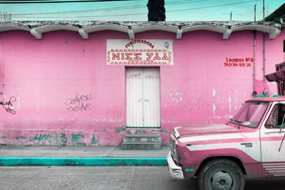 ¡Viva Mexico! Collection - Hot Pink Truck