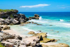 ¡Viva Mexico! Collection - Isla Mujeres Coastline II by Philippe Hugonnard