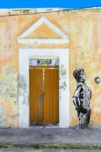 ?Viva Mexico! Collection - Main entrance Door Closed V by Philippe Hugonnard