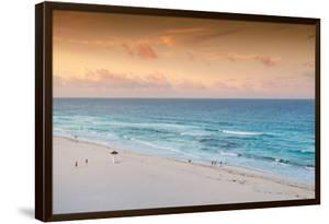 ¡Viva Mexico! Collection - Ocean View at Sunset II - Cancun by Philippe Hugonnard