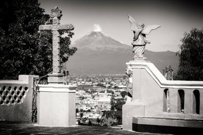 ¡Viva Mexico! Collection - Popocatepetl Volcano in Puebla III