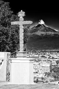¡Viva Mexico! Collection - Popocatepetl Volcano in Puebla IV by Philippe Hugonnard