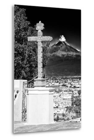 ¡Viva Mexico! Collection - Popocatepetl Volcano in Puebla IV