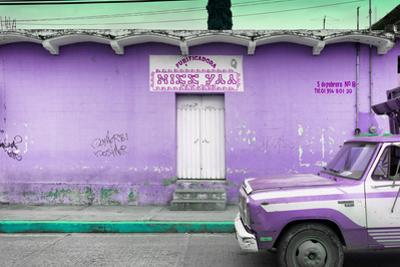 ¡Viva Mexico! Collection - Purple Truck