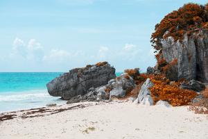 ¡Viva Mexico! Collection - Riviera Maya in Tulum with Fall Colors by Philippe Hugonnard