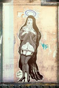 ¡Viva Mexico! Collection - Street Momma III by Philippe Hugonnard