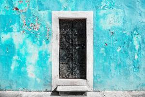 ¡Viva Mexico! Collection - Turquoise Wall of Silence by Philippe Hugonnard