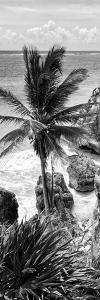 ?Viva Mexico! Panoramic Collection - Caribbean Coastline - Tulum X by Philippe Hugonnard