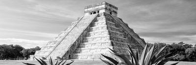 ¡Viva Mexico! Panoramic Collection - Chichen Itza Pyramid IV by Philippe Hugonnard