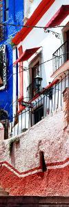 ¡Viva Mexico! Panoramic Collection - Guanajuato Facade by Philippe Hugonnard