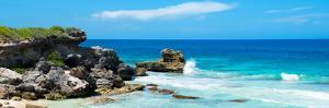 ¡Viva Mexico! Panoramic Collection - Isla Mujeres Coastline VII by Philippe Hugonnard