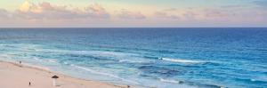 ¡Viva Mexico! Panoramic Collection - Ocean view at Sunset - Cancun by Philippe Hugonnard