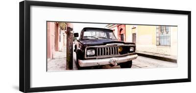 ¡Viva Mexico! Panoramic Collection - Old Jeep in San Cristobal de Las Casas II