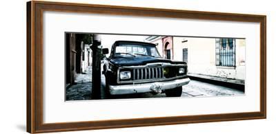 ¡Viva Mexico! Panoramic Collection - Old Jeep in San Cristobal de Las Casas IV