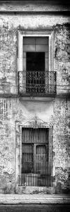 ¡Viva Mexico! Panoramic Collection - Old Mexican Facade VI by Philippe Hugonnard