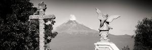 ¡Viva Mexico! Panoramic Collection - Popocatepetl Volcano in Puebla VII by Philippe Hugonnard
