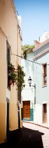 ¡Viva Mexico! Panoramic Collection - Street Scene Guanajuato VII by Philippe Hugonnard