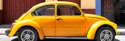 ¡Viva Mexico! Panoramic Collection - The Dark Yellow Beetle Car