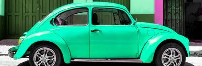 ¡¡Viva Mexico! Panoramic Collection - The Green Beetle Car